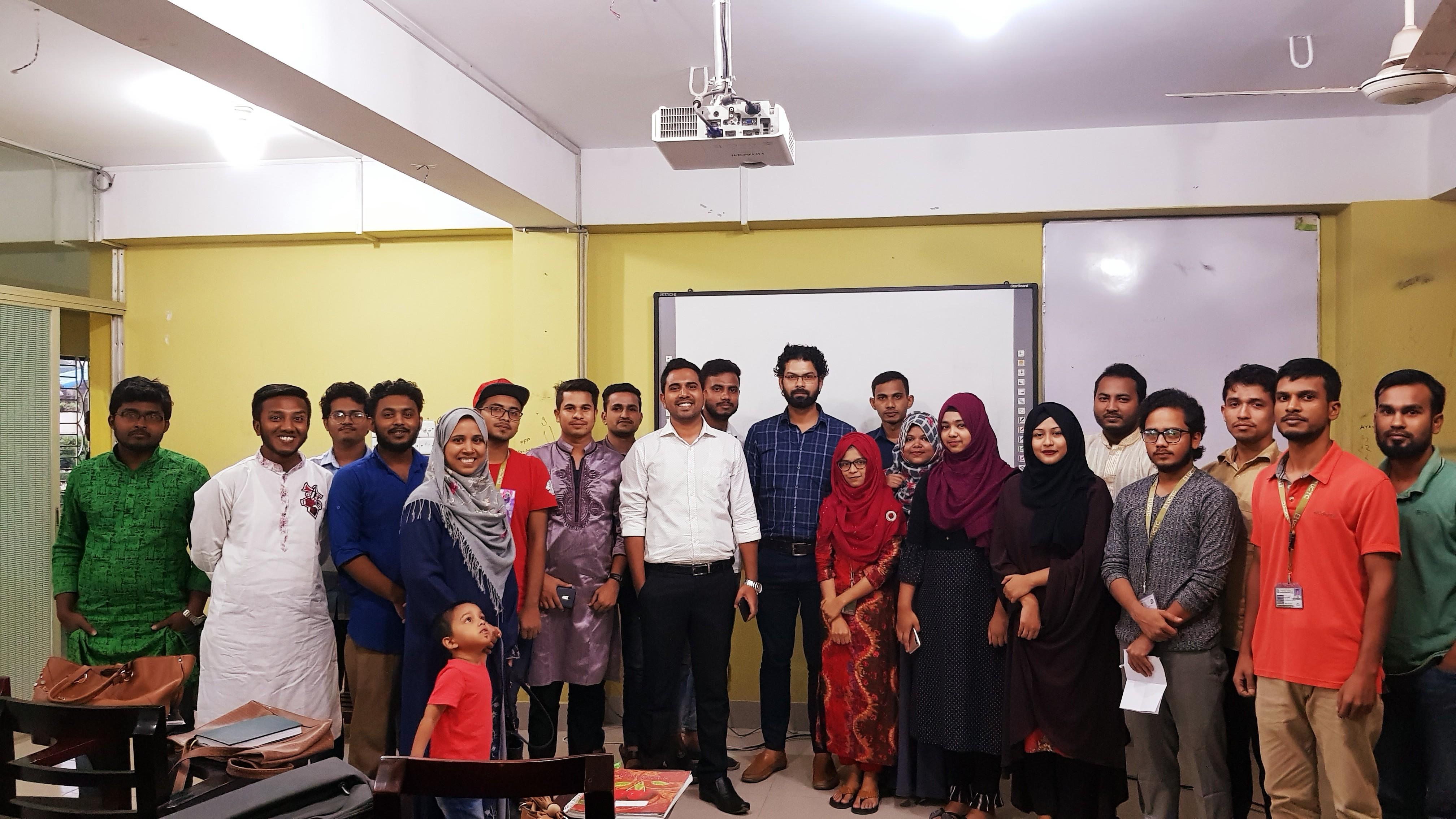 UCTC - Dristy Chittagong Debate Workshop - 2019