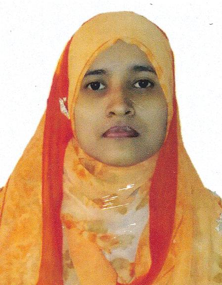 Sakera Begum